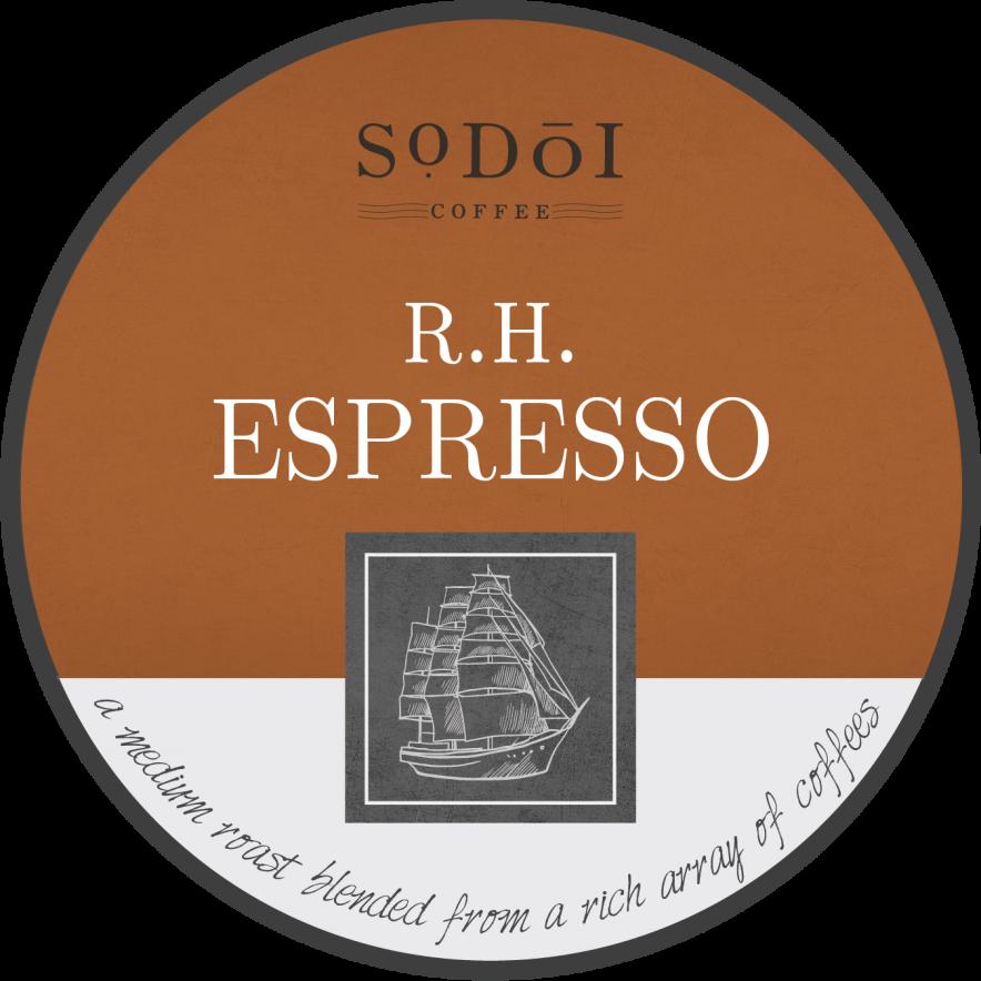 R.H. Espresso - Sodoi Coffee
